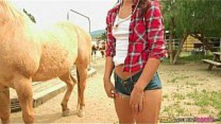 Teenagers Likes Big Penises – Bizarre Teenage Will Get Porked