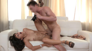 Tough Audition With A Internal Ejaculation