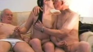 2 Older Boys Pay To Pulverize A Nubile